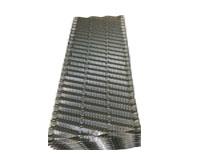 方形逆流式冷却塔斜波散热片